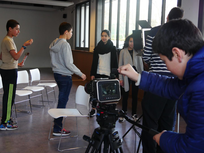ATELIER INITIATION VIDEO ESPACE PICASSO || 22.11.2016